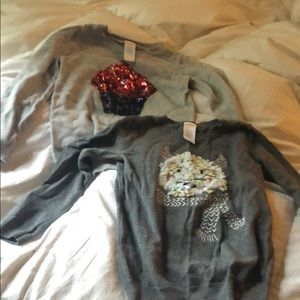 2 sweaters from Gymboree - perfect condition